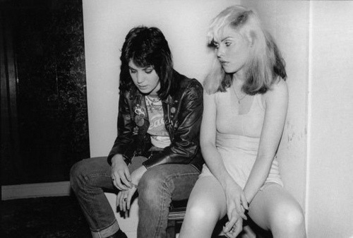 xochaxx:  Joan Jett & Debbie Harry