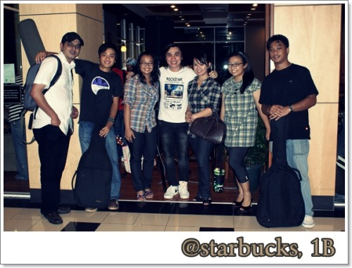 Taken after the event At My Story ( 5th edition ) on Feb 28, at Starbucks 1Borneo. More to be written about this later.