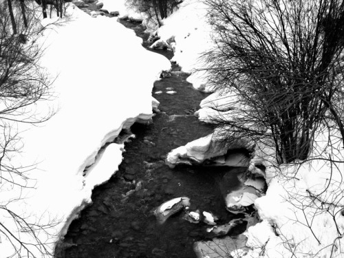 Iced Creek