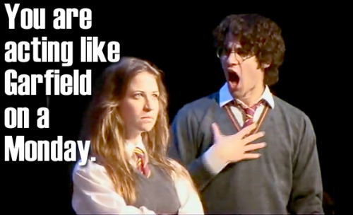 A Very Potter Musical. :) I made this. :)