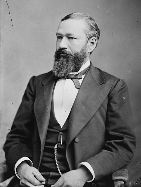 B. S. Pinchback, the first Black state Governor, was denied his Governor's seat in Louisiana by the Senate on March 8, 1876.