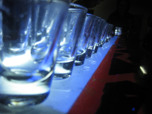 Shots, anyone? :)