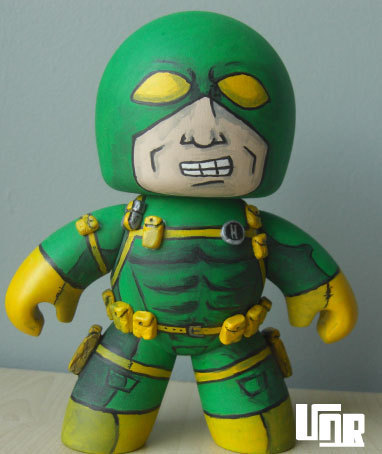 Custom Bob Agent of Hydra Mighty Mugg