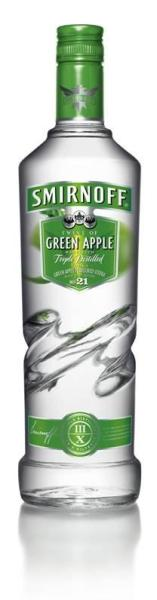 I miss college…..  but the thought of green apple vodka still makes me want to gag. Great memories though - thanks for the good times smirnoff.