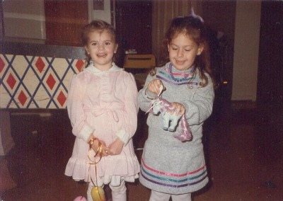 imremembering:  My 4th Birthday Party (GPOYW)