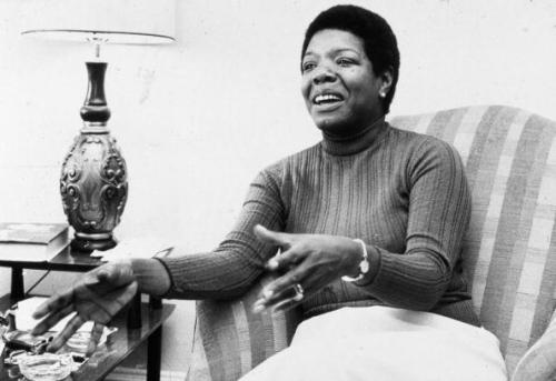 Maya Angelou, esteemed poet and activist, premiered Georgia, Georgia on March 10, 1972 and became the first Black woman to have a motion picture produced.