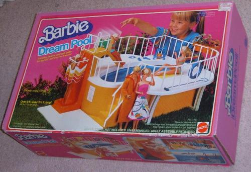 Barbie Dream Pool
