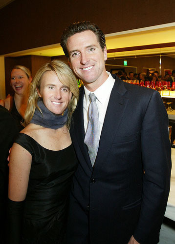 Of course Gavin Newsom married himself. Hey! Do you have photoshopped photos of our beloved mayor? Send them my way at newsomportraits@hotmail.com.