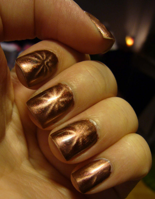 Lancome Magnetique in copper, by idsartha on Flickr.