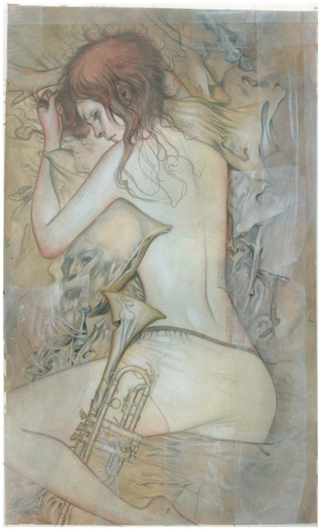 Fables cover #94 by Joao Ruas, 2010
