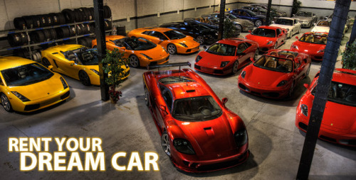 Gotham Dream Cars, Miami's premier exotic car rental company.