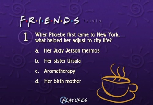 fuckyeahphoebebuffay:  justanotherprettylie:  100% sure the answer is aromatherapy