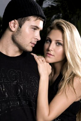 Cody Longo and Cassie Scerbo.