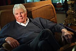 Actor Peter Graves found dead at his home in Pacific Palisades  RIP Peter Graves