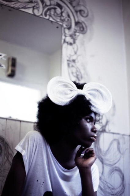 naturalbelle:  devoutfashion:  (via electricquest, fuckyeahblackbeauties)   Dope