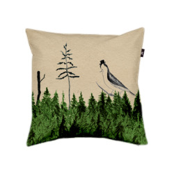 The Pillow cover Ok by Elisabeth Dunker.