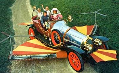 Chitty Chitty Bang Bang; this movie brings back a whole lot of childhood memories<3