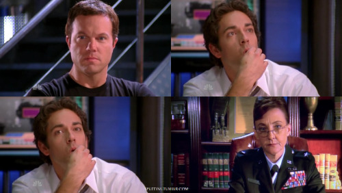 General: Are you positive you saw Colonel Casey take the pill, Mr. Bartowski?Chuck: Yeah. No? No. Chuck 3.10 - Chuck versus the Tic Tac.