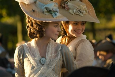 Lovely hats, The Duchess