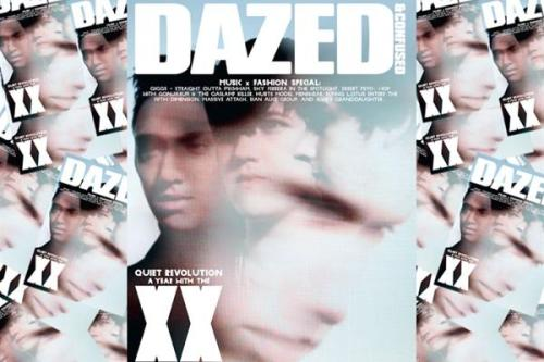 "Dazed & Confused unveils a new look for its April 'Music x Fashion' special, featuring the hottest band of the last 12 months The xx as a unique 'video cover' (with accompanying fashion film coming to DazedDigital soon), charting their rise since they first appeared as ones to watch in the magazine a year ago. Pierre Debusschere's dramatic film stills introduce the new visual direction for the title, following the appointment of Christopher Simmonds as art director.""I want to focus on great photography, whether through established names, or new talent such as Pierre,"" says Simmonds. ""When I think back, I remember so many great covers from Terry Richardson's blood donor shoot, to Eminem smoking a bong, to the amazing Alexander McQueen-edited issue. I see this cover with The xx as being the first of many iconic images taking the title into the next decade."" Dazed April issue out on Thursday March 18 Source: http://www.dazeddigital.com/ArtsAndCulture/article/7087/1/Dazed_April_Re-Design_Issue_with_The_XX"