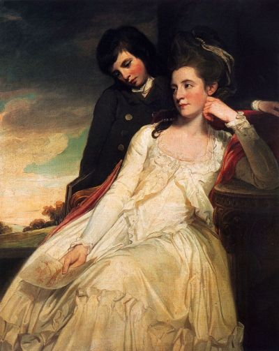 Jane Maxwell Duchess of Gordon by George Romney, 1778