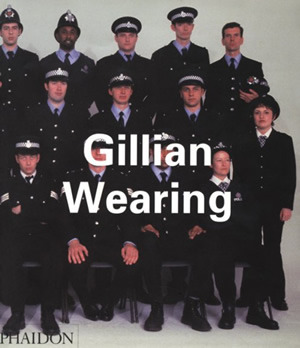 Gillian Wearing  Born in 1963 in Birmingham, United Kingdom. Goldsmiths' College, University of London, B.A. (Hons.) Fine Art, 1987-90 Chelsea School of Art, B.TECH Art & Design, 1985-87 Currently lives and works in London.wiki