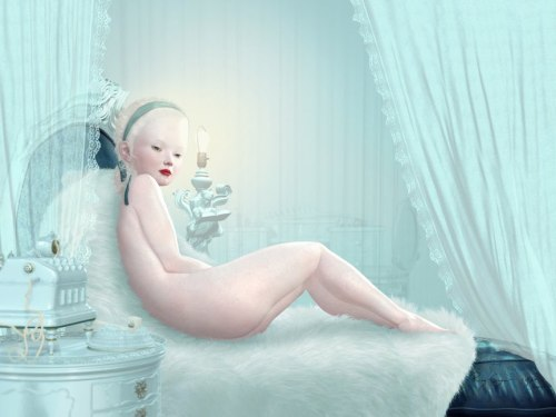 Arabesque by Ray Caesar, 2009 - on show at Jonathan LeVine's 5th anniversary show until March 27, 2010