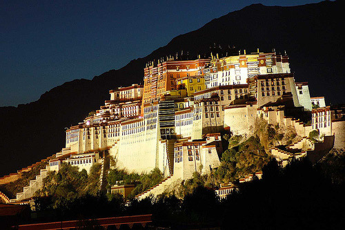 theworldwelivein:  Potala (via Michael Bollino)