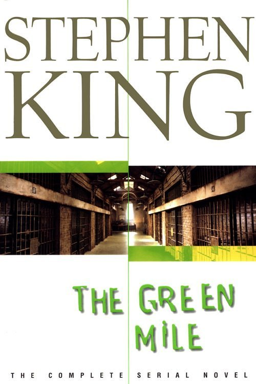 Day 13: A Fictional Book—Stephen King's The Green Mile I liked the movie, but I haven't read the book though. I TRIED to read it, so I borrowed it from our school's library, but the book's text was in GERMAN! (UBERMENSCH) Might just buy the book. :P Click through will link you to the man's blogsite. He made the novel as the best book he read in 1996.