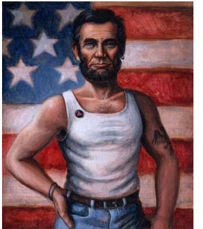 if abraham was a gay american- c.a. tripp