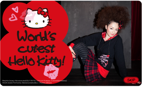 World's Cutest Hello Kitty!