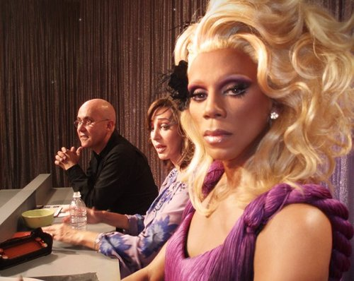 rupaul, beautiful as always.