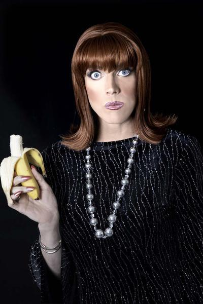 coco peru.  she makes me smile.