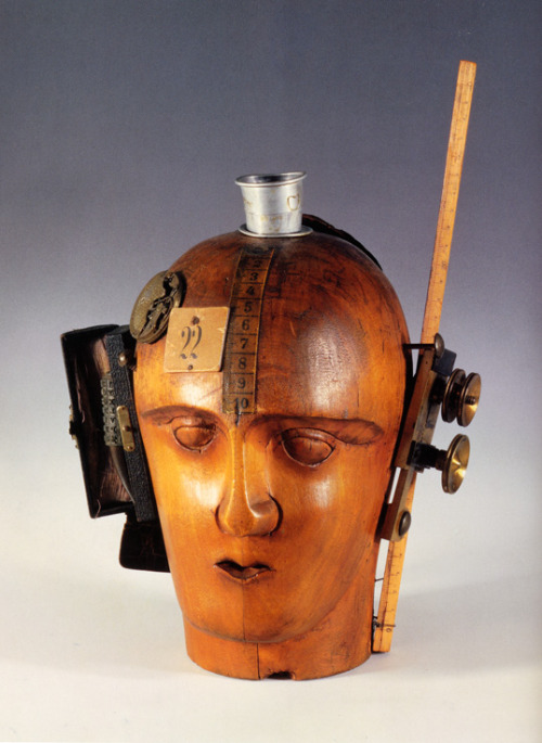 Raoul Hausmann - Mechanical Head (The Spirit of our Age) (1920)