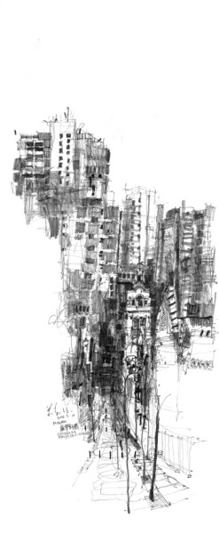 Macau  Sketch | Kiah Kiean via 529