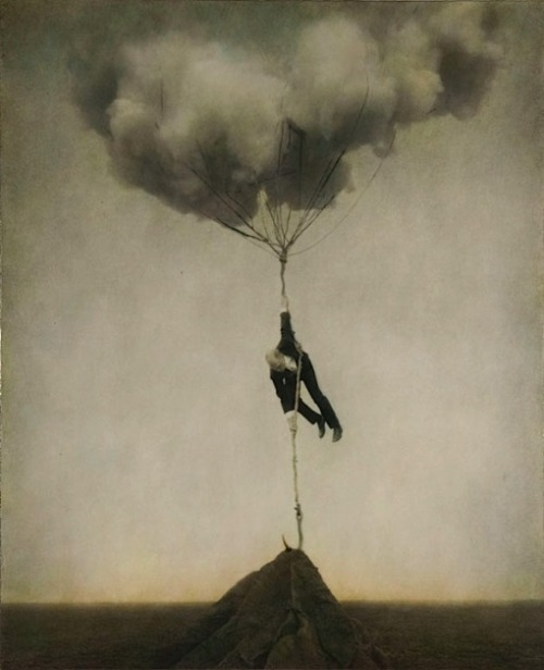 Robert and Shana ParkeHarrison ~Tethered Sky from Architect's Brother via Saint-Sulpice
