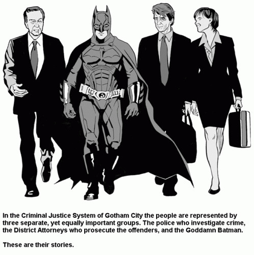 Law and Order: Gotham City