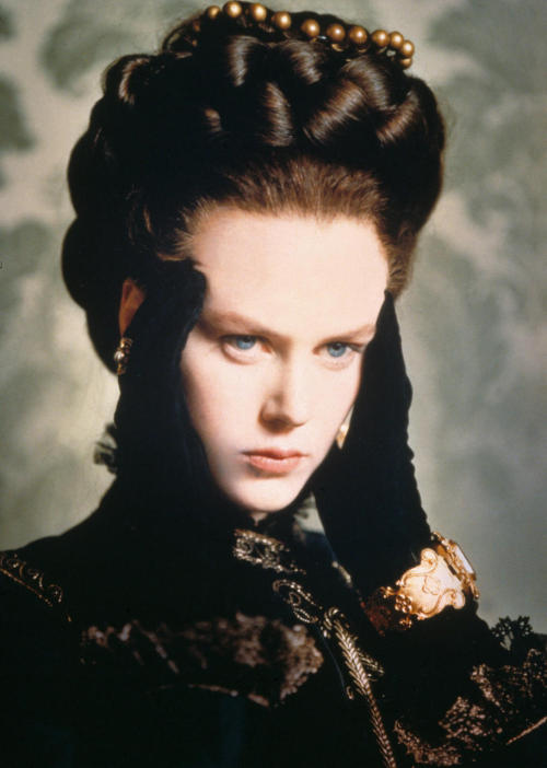 bohemea:  Portrait Of a Lady  Nicole Kidman, I adore you.