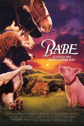 MOVIE MONDAY:  Babe