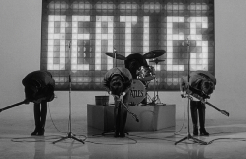 A Hard Day's Night (1964, dir. Richard Lester)