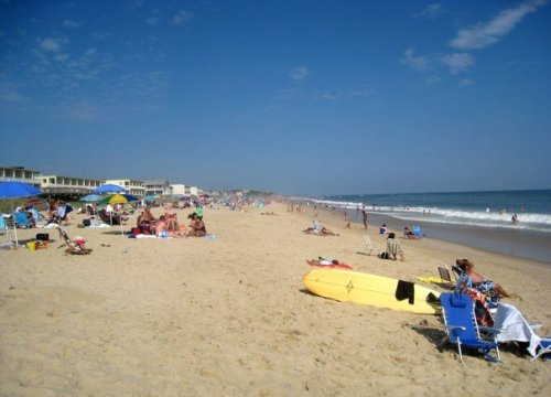 Tonight I booked our annual summer weekend in Montauk. Counting the days!