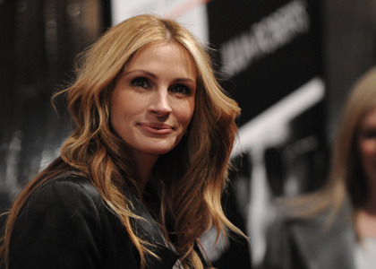 In her hometown of Atlanta, Georgia, Julia Roberts is still best known for her pre-stardom performances in the parking lot of a local Piggly Wiggly convenience store in which she unhinged her jaw and swallowed an entire ostrich egg whole for a dollar.