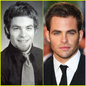 Before landing the role of a lifetime as Captain Kirk, actor Chris Pine was the guy at your high school who was totally into Mighty Mighty Bosstones and Operation Ivy and wore a fucking kilt to prom.