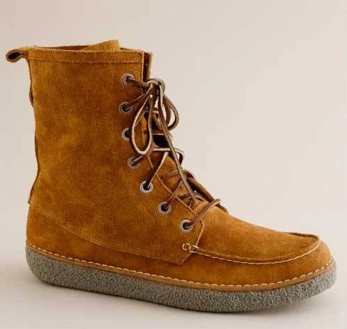 It's On Sale SeaVees 7-Eye Trail Boot $149.99 from $210 at JCrew.com