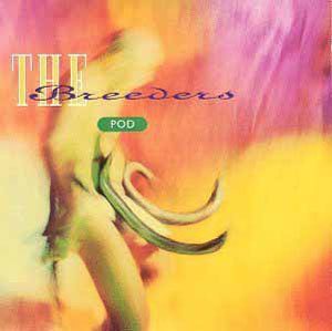 "Pod was the debut album by The Breeders, released in 1990 by 4AD Records. Pod was the only Breeders album to feature their original lineup. Though the Breeders have come in later years to be identified with twin sisters Kim and Kelley Deal, Kelley was not an original member of the band. Instead, the band's original lead guitarist was Tanya Donelly, then a member of Throwing Muses. The lineup was rounded out by violinist Carrie Bradley of Ed's Redeeming Qualities, bassist Josephine Wiggs of The Perfect Disaster, and drummer Britt Walford of Slint. Their formation was inspired by Kim Deal's frustration with her limited creative role in The Pixies. ""Gigantic,"" the only song on debut Pixies full-length Surfer Rosa to be written and sung by Deal, became a college radio hit, frustrating band leader Charles Thompson (aka Black Francis, aka Frank Black). He decreed that Deal would no longer be allowed to write or sing in The Pixies, and though she co-wrote one song on followup Doolittle, and sang backup on another, for the most part the ban stuck. Deal sought another outlet for her frustrated creativity, and during a Pixies/Throwing Muses tour, she and Donelly decided to form a side project. Other than Deal and Donelly, though, the early Breeders didn't have a set lineup to speak of. The demo tape that captured 4AD's interest featured a bassist named Ray Halliday (who ended up with two co-writing credits on Pod, even though he never played on any official Breeders recordings) and four different drummers. When the time came to record an album, Deal, Donelly, and Bradley met up with Steve Albini in Scotland. While there, they recruited Englishwoman Wiggs as bassist, and Steve Albini suggested his friend Britt Walford as drummer. Walford, then heavily involved with Slint (who would record their seminal album Spiderland six months later), did not want to be officially associated with The Breeders, and was credited on Pod as ""Shannon Doughton."" Other aliases he used during his time in the Breeders included ""Mike Hunt"" and ""Roy Orbison."" For Kim Deal, the Breeders served the purpose of giving her a creative outlet that she was denied in the Pixies. Aside from a cover of John Lennon's ""Happiness Is A Warm Gun"" that was different enough from the original to seem more like an original composition than a cover, Deal wrote or co-wrote every song on Pod. The side project was less satisfying for Tanya Donelly, who now had two bands in which she played second fiddle to another songwriter (in Throwing Muses, it was her stepsister, Kristin Hersh, who wrote almost every song). At the end of 1991, after recording a follow-up EP, Safari, Donelly quit both the Breeders and the Throwing Muses to start Belly, a band in which she could finally be the leader. Kelley Deal had replaced Carrie Bradley in the band's lineup on Safari, leaving them with three guitarists and the ability to soldier on without Donelly. When Britt Walford also quit the band after Safari, not wishing to become a full-fledged touring member of the band, he was replaced by Guided By Voices drummer Jim McPherson, giving the world the lineup of the Breeders that would reach their greatest levels of fame with 1993's Last Splash. This lineup of the band was pretty great in their own right, but it was noticeably different from the version that recorded Pod. That original lineup is less well-remembered, but certainly deserving of attention. No less an authority than Kurt Cobain is widely quoted as calling Pod one of his favorite albums ever, and listening to it, it's easy to see why."