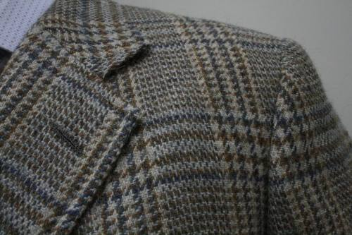 It's On eBay Vintage J. Press Donegal Tweed Sportcoat I love Harris Tweed, but my stepmother is from Belfast, and Donegal is her favorite place in the world, so I have a soft spot for the Donegal stuff. Started at $9.99, ends Sunday
