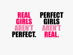 9gag:  Perfect Girls vs Real Girls