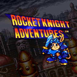 Rocket Knight Adventures (1993 / Sega Genesis) ripped via emulated audio