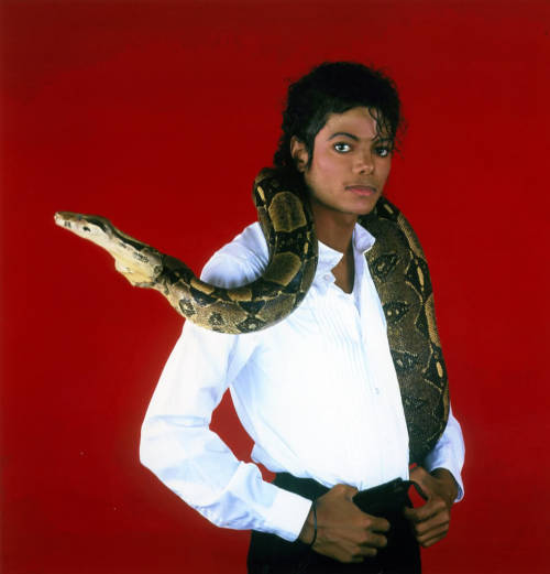 Michael's got a big snake, etc.