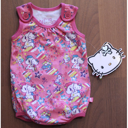 Tokidoki for Hello Kitty Unicorno Onesie